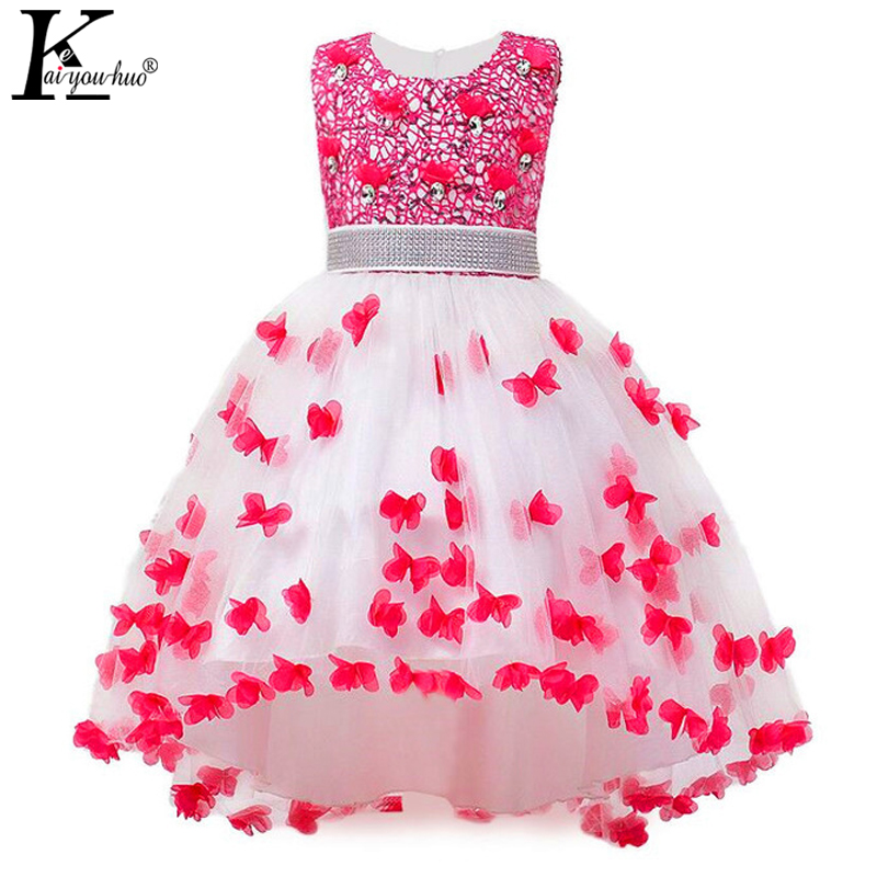 Girls Easter Dress High Quality Vestidos Children Clothing Wedding Dress Carnaval Party Dresses For Kids Costume Flower Clothes high quality vestidos children clothing new girls red wedding dress summer party dresses for kids costume flower chiffon clothes