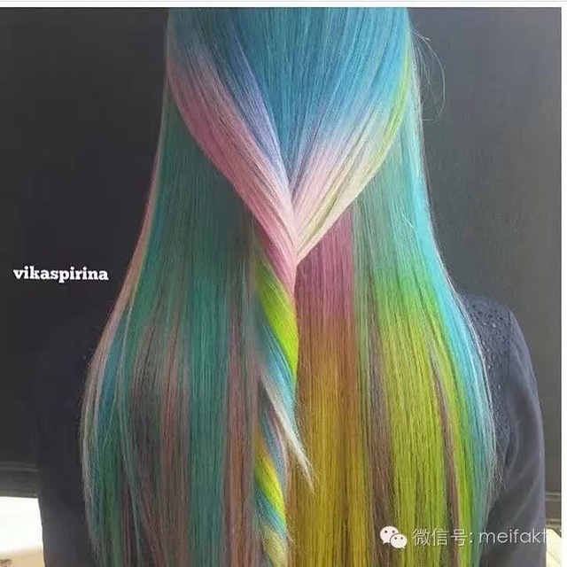 Hair Extensions 2016 New Summer Fashion Womens Long Synthetic Clip