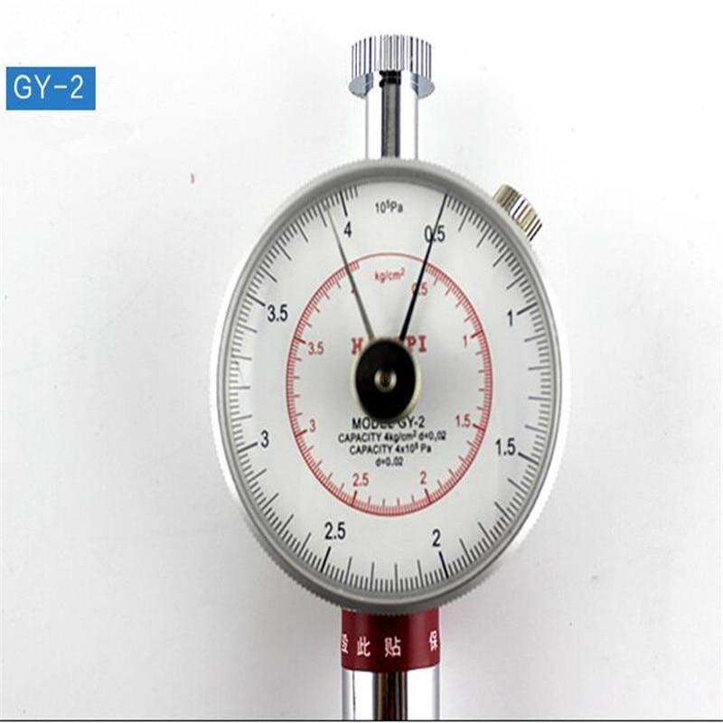 GY 2 Fruit Penetrometer apple hardness Teter fruit durometer 0 5 4kg cm 2