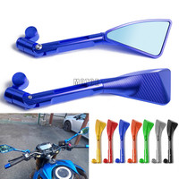 Motorcycle Rearview Side Mirror Universal Motor Mirror Motorbike Rear View Mirror Accessories Parts For Honda CBR954RR CBR1000RR