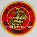 UNITED STATES MARINE CORPS USMC U.S. CAMP PENDLETON EMBROIDERED PATCH -32290