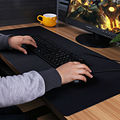 Borda Bloqueio Mouse Teclado À Prova D' água Grande Gaming Mouse Pad Mat 300*900*3mm Laptop Mouses de Computador para a Barra do Internet Mousepad