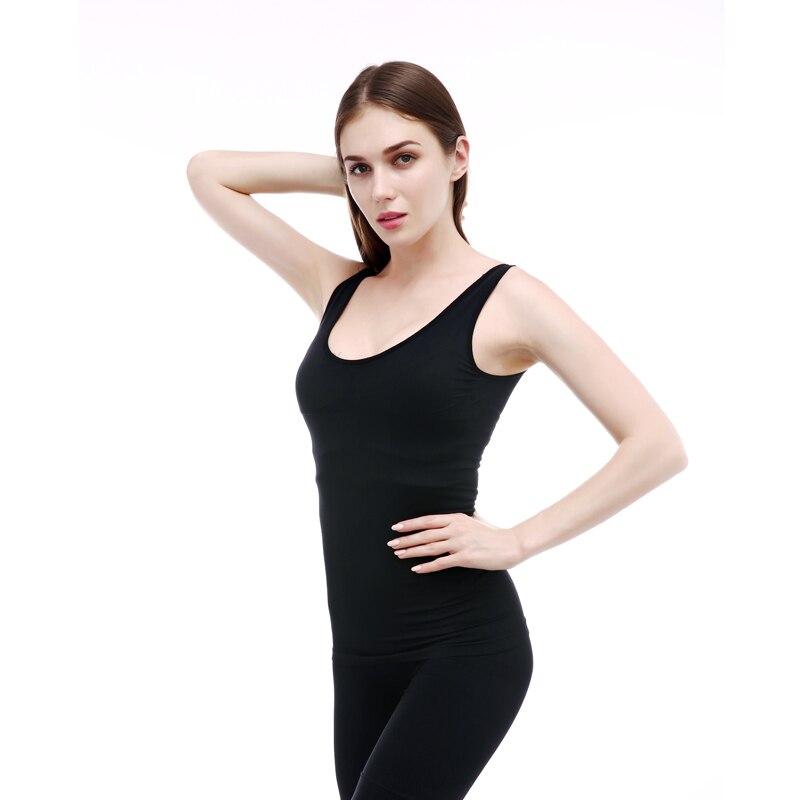 Hochelastische, weiche, atmungsaktive, enge, dünne Sport-BH-Weste - Sportbekleidung und Accessoires - Foto 2