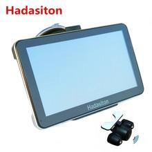 7-дюймовый автомобильный gps навигации 256 M/8 GB спутниковой навигации Поддержка Bluetooth AV-IN Бесплатные дорожные карты, Беспроводной камера заднего вида по желанию