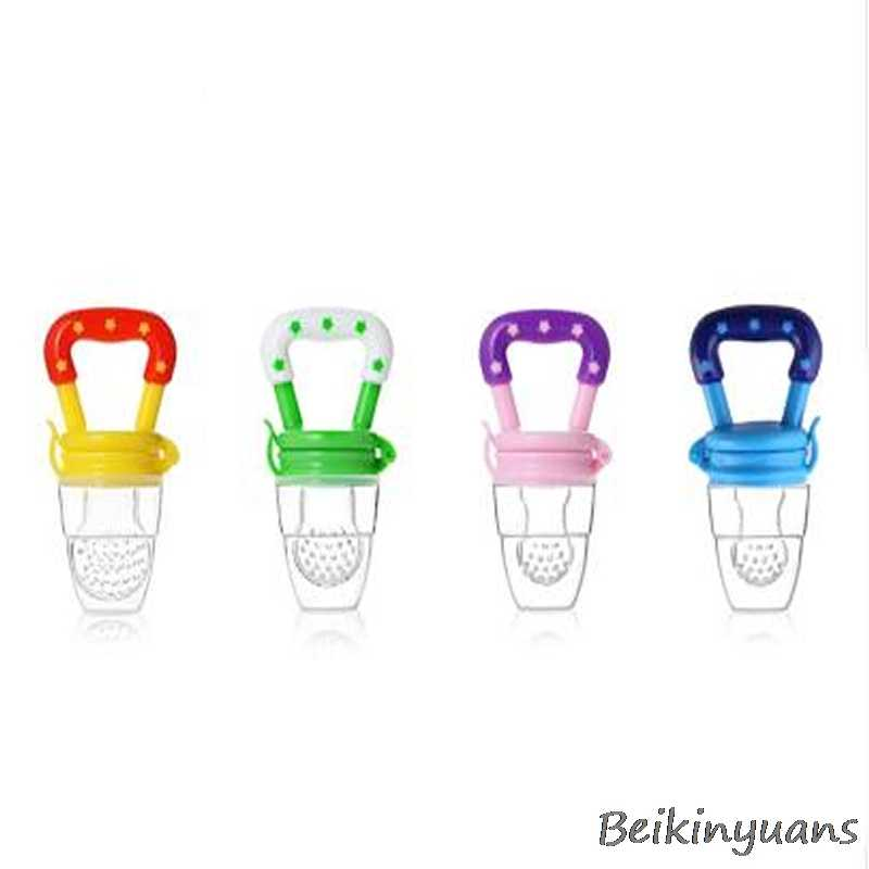 Baby pacifier fresh food feeder child fruit feeder pacifier feeding safety baby products pacifier food supplement