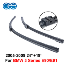 Oge Wiper Blades For BMW 3 Series E90 E91 2005 2006 2007 2008 2009 High Quality Windshield Car Accessories