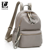 Casual Nylon Backpacks Women Anti Theft Backpack For Girls Oxford Waterproof Designer Back Pack Fashion Multifunctional