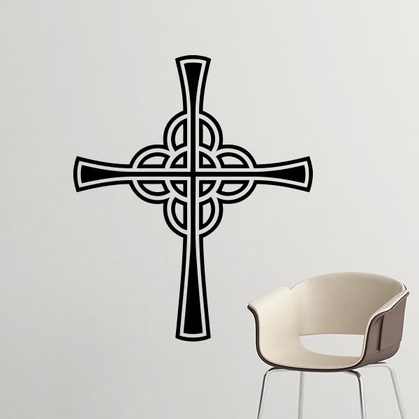 The Christian Cross Symbol Of Christianity Dattern Wedding