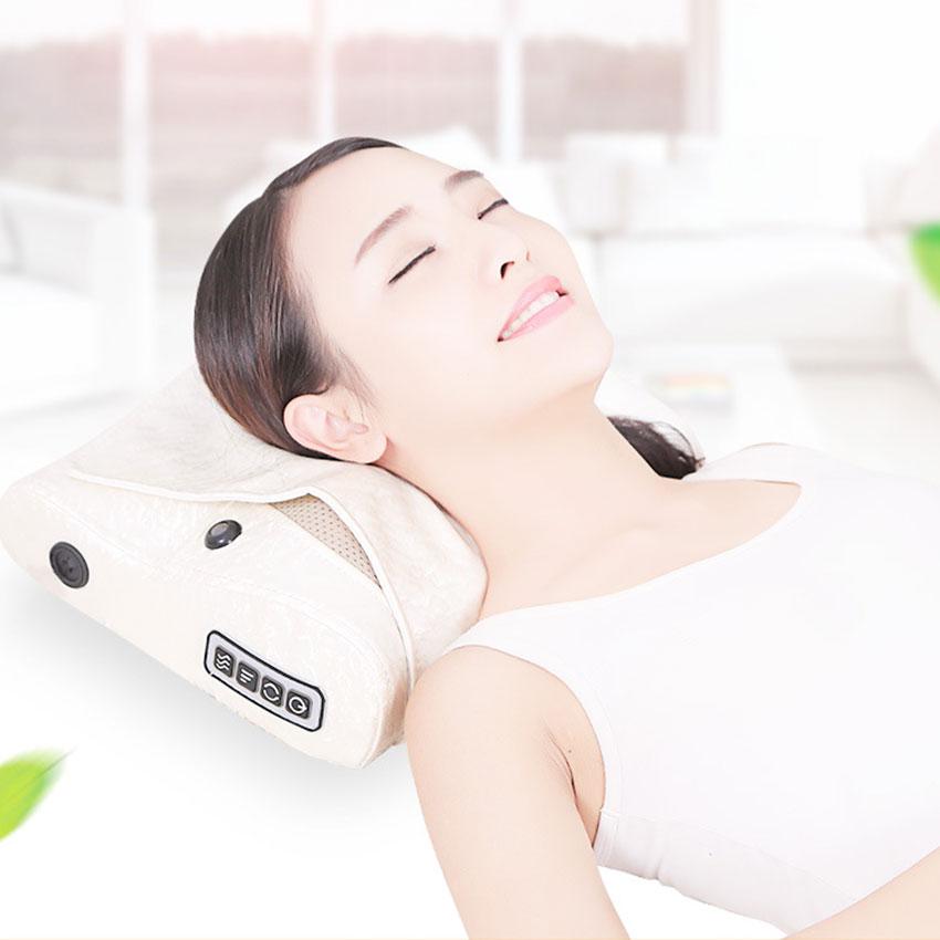 Amkee Infrared Heating Neck Shoulder Back Body Massager -5549