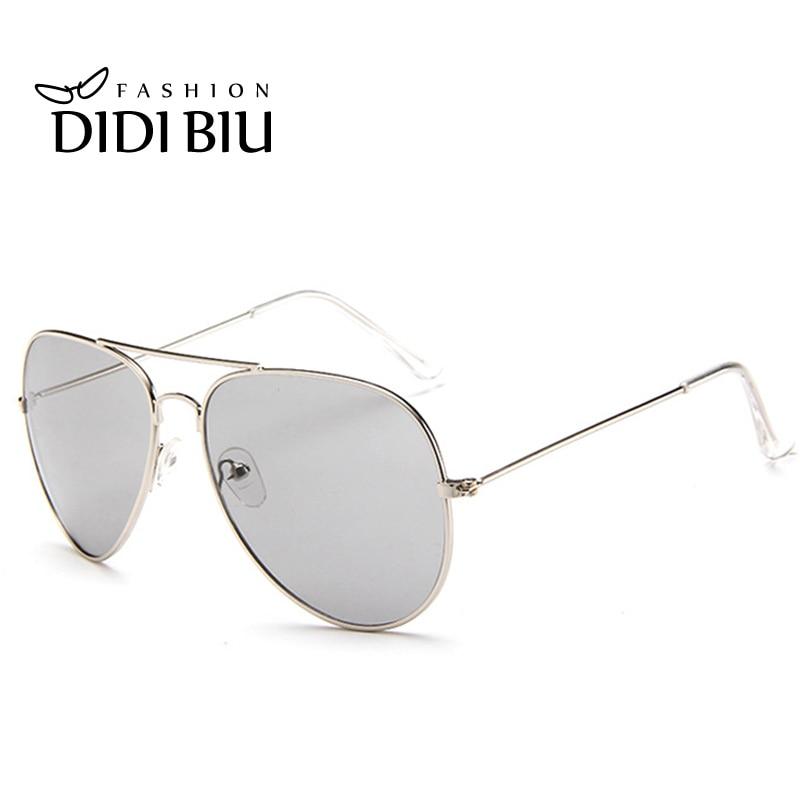 DIDI Clear Pink Gafas de sol Mujeres Hombres Océano Azul - Accesorios para la ropa - foto 5