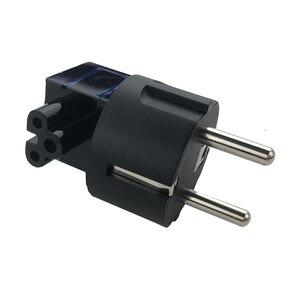 Image 3 - Para hp duckhead adaptador de tomada de alimentação assy c5 3 pinos duckhead coreia ue 846250 009