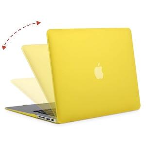 Image 2 - MOSISO Máy Tính Xách Tay Trường Hợp Bìa cho Macbook Pro 13 Retina 13 Mô Hình A1502 A1425 cho MAC cuốn sách New Pro 13 inch với Cảm Ứng Thanh A1707 A1708