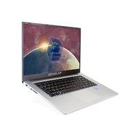 Новый 15,6 дюймов 6 ГБ оперативная память 256 SSD 2000 HDD 1920*108 P ips экран Intel Celeron J3455 дешевые нетбуки тетрадь компьютер PC ноутбук