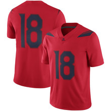 Arizona Wildcats Vermelho 2018 Jogo de Futebol Jersey Personalizado Sua  Própria T-Shirt Da Equipe China OEM Ponto Todos os Estil. 1c2e9deb20074