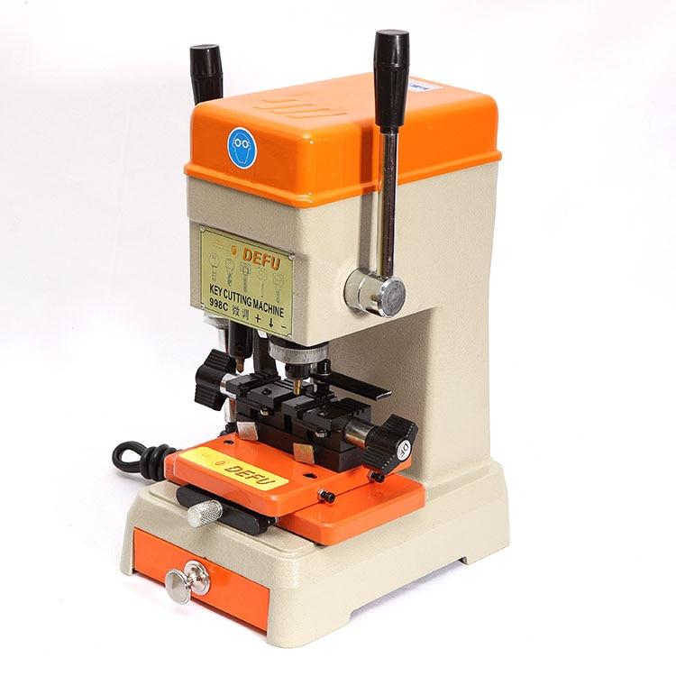 998c Nejlepší DEFU Key Cutting Machine Cutter Locksmith - Ruční nářadí - Fotografie 2