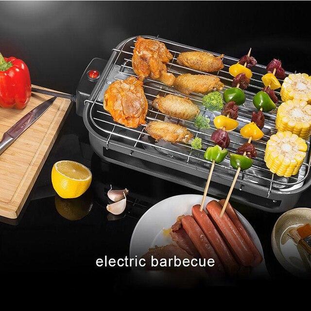 Smokeless Electric Grills For Indoor