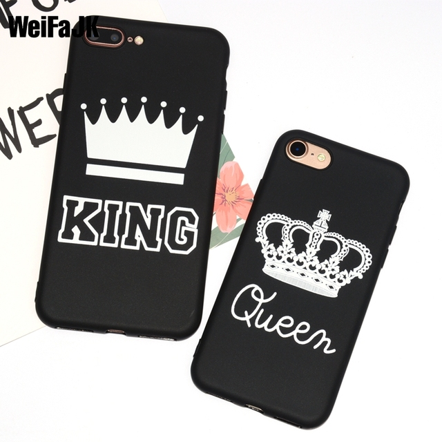 coque king queen iphone 6