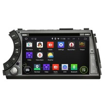 1024X600 Android 5.1.1 Quad Core Car DVD Player Ssangyong Kyron Actyon 2005 2006 2007 2008 2009 2010 2011 2012 3G WIFI Radio GPS