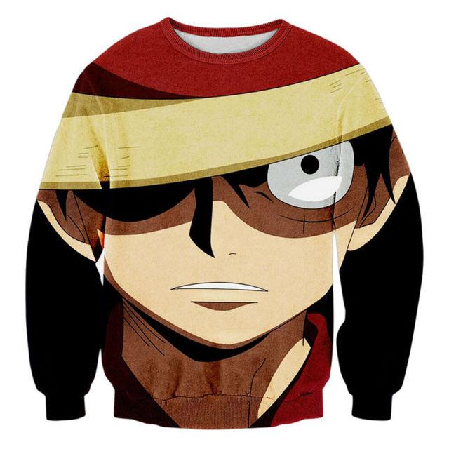 Personajes de dibujos animados Anime Japonés Nuevo Harajuku Moda masculina  3d Camiseta Divertida de Impresión de ff5e39a2f0aaf