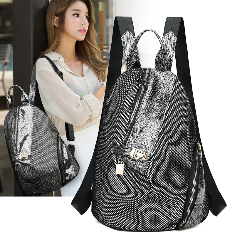 2019 New Fashion Women Backpacks Casual School Bags For Teenager Girls High Quality Waterproof Backpack For Women Shoulder Bags