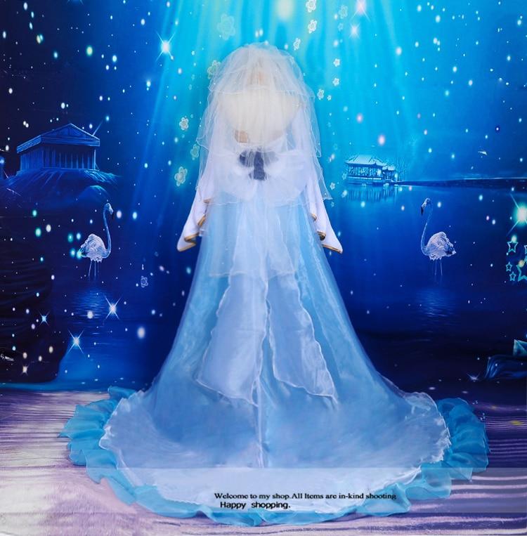 Bride of Devil vocaloid Hatsune Miku cosplay costume anime clothes ...