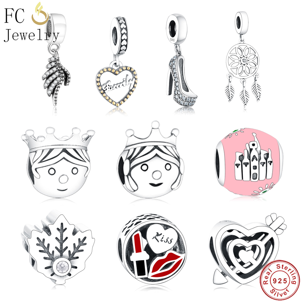 Sterling Silver 7 4.5mm Charm Bracelet With Attached 3D Pig Face Charm With Animated Features