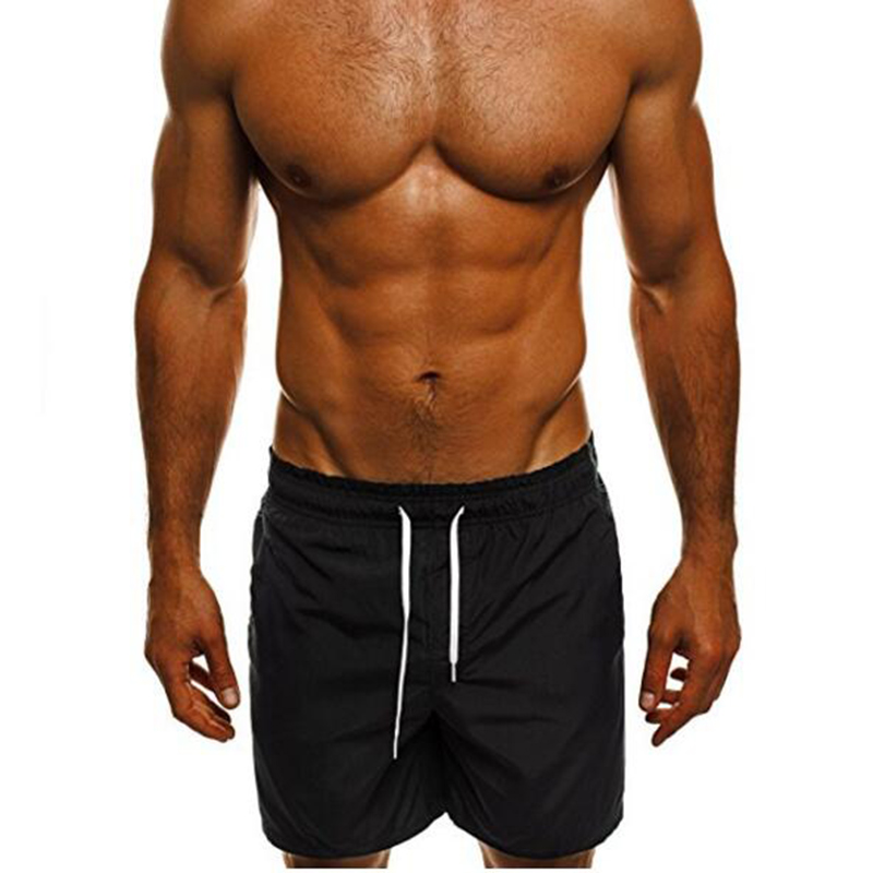 55b4e4dc18c61 2019 Brief Boardshorts Men S Sport Adjustable Flex Fitness Surf Gym ...