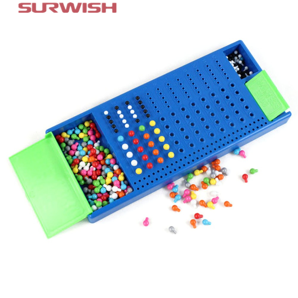 Surwish New baby toys Code Breaking Game To Challenge Yourself Desktop Puzzle Parent-Child Interaction Toy hot sell desktop manual indoor football machine parent child sports interactive toys table ball game machine