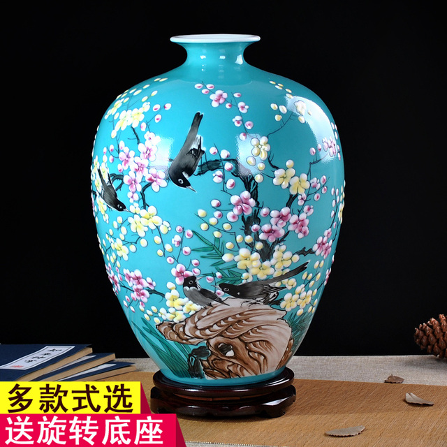 Jingdezhen Yu Hailin Ceramics Famous Chinese Home Accessories With
