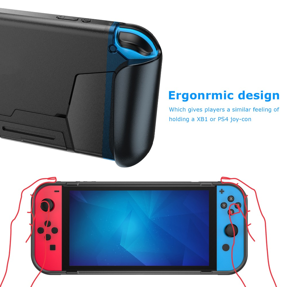 Portable Cover for Nintend Switch nintendoswitch Waterproof Big Capacity Storage Bag Case for Nintendos Switch Console Accessori (10)