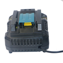 New replacement Makita 14.4v-18v power tool charger DC18RA DC18RC for Makita 14.4V 18V BL1830 Bl1430 BL1860 DC18RA 2pcs new 6000mah spare rechargeable lithium ion 18v bl1860 with power tool battery charger replacement for makita dc18rc dc18ra