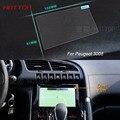 7 Дюймов GPS Навигации Экран Стали Защитная Пленка Для Peugeot 3008 Управления ЖК-Экран Стайлинга Автомобилей Стикер