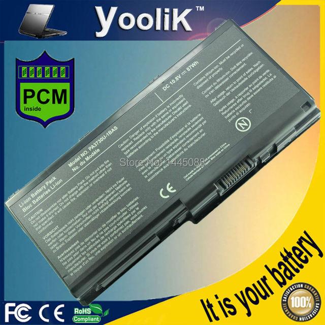 Аккумулятор для ноутбука Toshiba, 8800 мАч, 12 ячеек, 87 Вт/ч, для Toshiba 3730, PA3729U 1BAS, PA3730, PA3730U, PA3729U 1BRS, PA3730, PA3730U