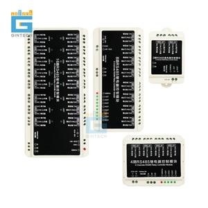 Image 1 - Frete grátis RS485 comunicação controlador de relé módulo PLC automação monitoramento interruptor inteligente