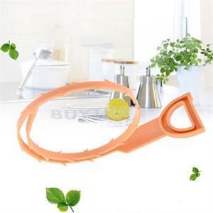 Intelligente New Pratico Di Scarico/capelli Removal Tool Di Scarico Dredge Tubo Fognario Cleaner Hook