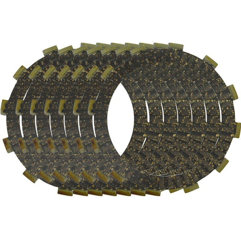 Motorcycle Engine Parts Clutch Friction Plates Kit For Honda CR125R CR125 R 1987-1999 New Motorbike