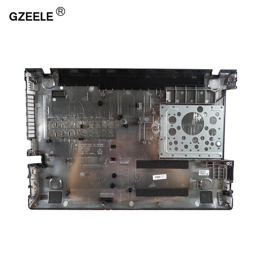 Image 2 - GZEELE New For Lenovo Z51 70 Z51 V4000 500 15 Y50C  Bottom Base Case Cover D Shell AP1BJ000300-in Laptop Bags & Cases from Computer & Office