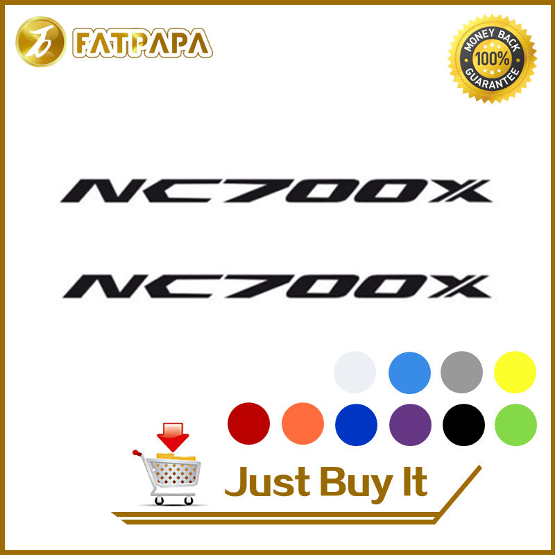 Motorcycle Accessories & Parts Cheap Sale Motorcycle Sticker Moto Gp Body Model Sticker Helmet Wind Sticker Personality Fuel Tank Sticker For Honda Nc700 X Nc 700 Nc700x