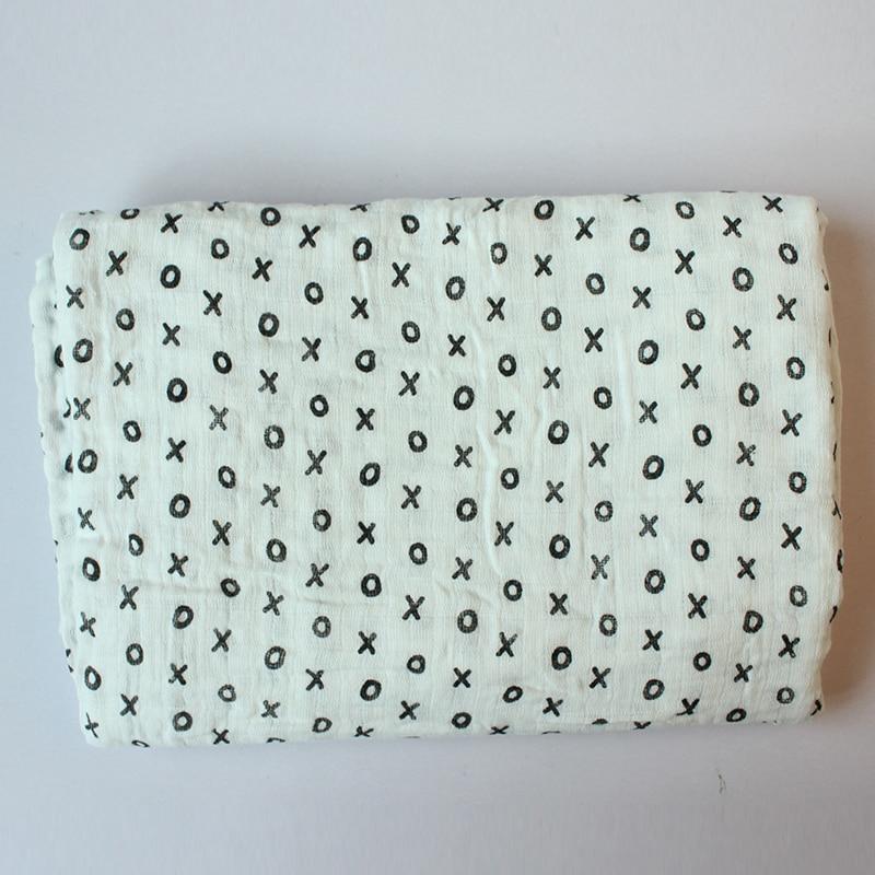 115 * 115 cm Baby Badhanddoeken multifunctionele Zachte Baby - Baby verzorging - Foto 5