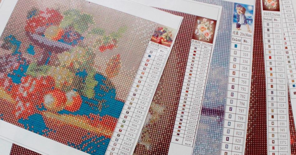 DIY Diamond painting cross stitch Painting Crafts Diamond Embroidery 5D DIY Diamond Mosaic Decoration Gifts Stonehenge in Diamond Painting Cross Stitch from Home Garden