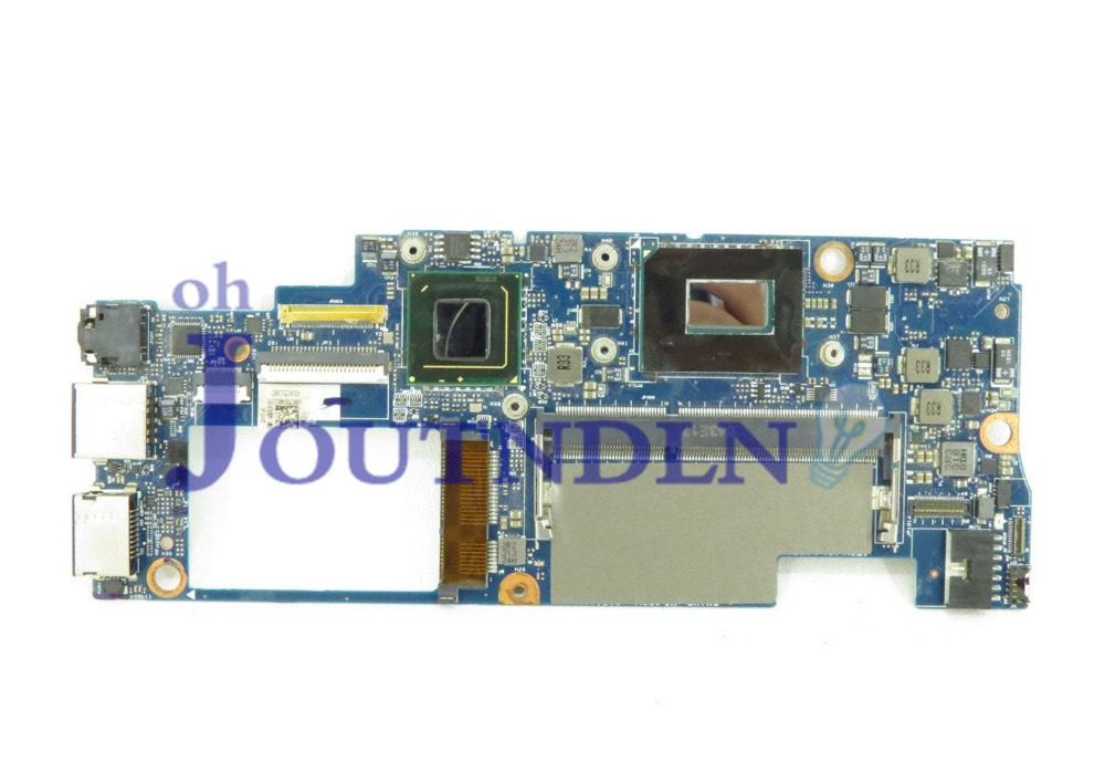 JOUTNDLN FOR Lenovo Yoga 11s Laptop Motherboard 90003062 NM-A121 DDR3L GMA HD 4000 w/ I5-3339Y CPU