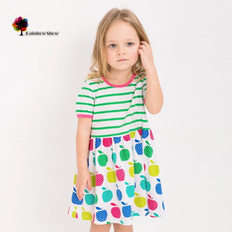 Vickypiggy Brand nou de îmbrăcăminte pentru copii Fete de vară - Haine copii
