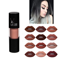 Matte lipstick Waterproof Moisturizer liquid lipstick Nutritious Easy to Wear Long-lasting makeup lip gloss