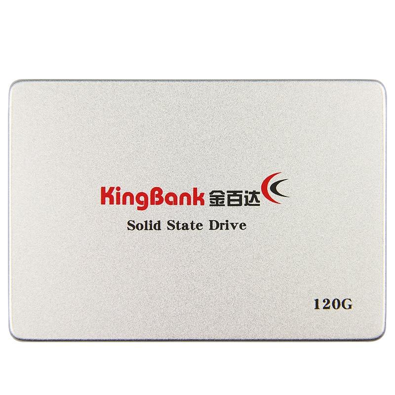 KingBank KP-330 120 GB 120G 2.5 SATA3 SSD PC De Bureau Ordinateur Portable Serveur 2.5 Interne Solid State Dribe SSD Portable ordinateur SSD