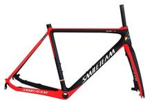 2016 Cyclocross Volle Carbon-fahrradrahmen Disc Carbon Rennrad Rahmen, chinesische Fabrik Cyclocross Fahrrad Carbon Rahmen