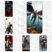 Video Game God Of War Ii Soft TPU Popular Hot For Huawei Honor Enjoy Mate Note 6s 8 9 10 20 Lite Play Pro P smart(China)