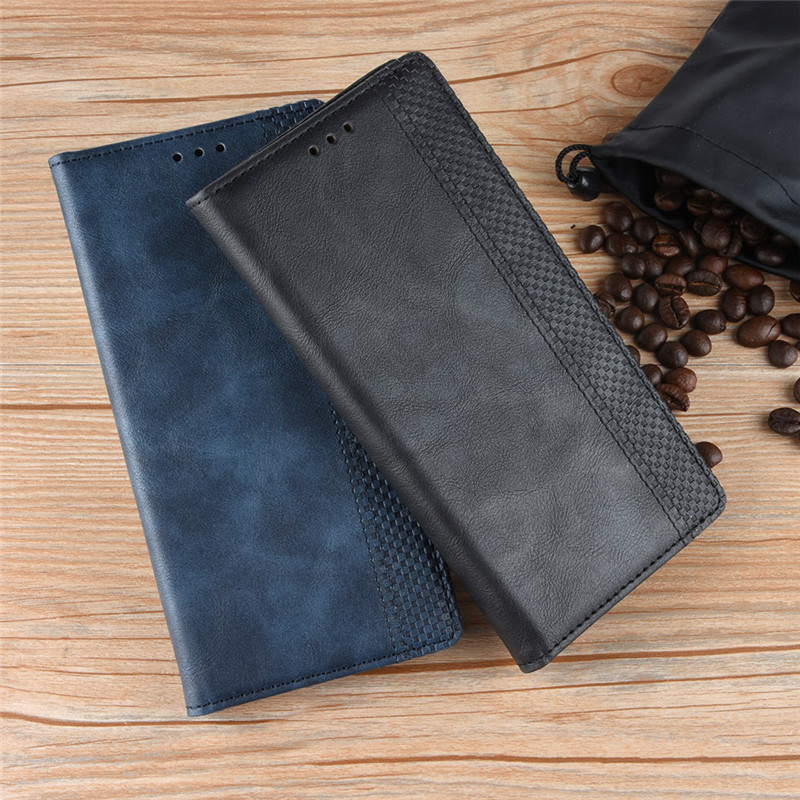 Magnet Leather Wallet Case OnePlus 7 Case OnePlus 7 Pro card slot flip cover For OnePlus 7 Pro OnePlus7 One Plus 7 7Pro case wallet