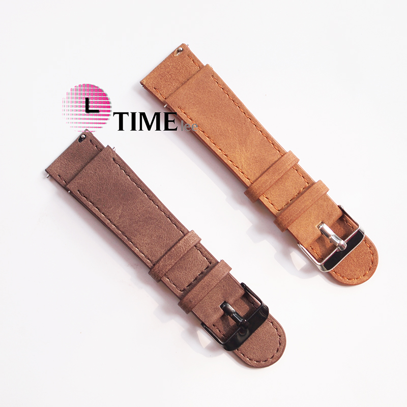 Replacement Leather Bracelet Watch Strap Band ForSamsung Gear S3  Classic frontier