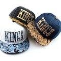 Nueva Carta de la Impresión Plana Calle Hip Hop Hat para hombres mujeres Gorras de Béisbol Del Snapback