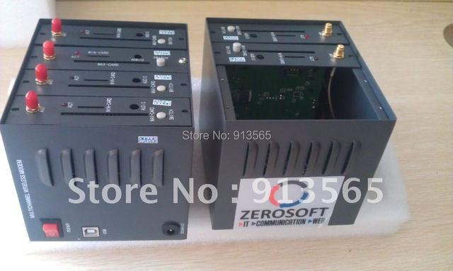 4 Port  modem Pool Q2406B